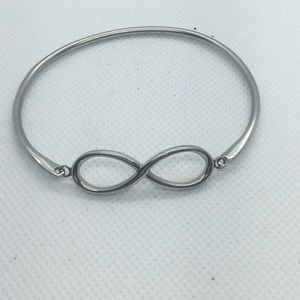 4 for $12; Silver Tone Infinity Bracelet